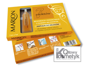 Qltowy Cosmetic 2013 for Ampoules with argan oil